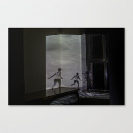 Break Free Canvas Print