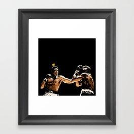 Ali Forever Framed Art Print