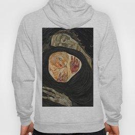 Egon Schiele - Dead Mother I Hoody