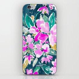 SUP DAWG Dogwood Floral iPhone Skin