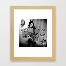 shedevil+ Framed Art Print