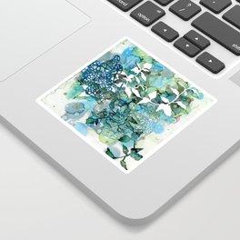 Beauty Of Chaos 1 Sticker
