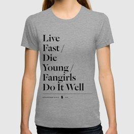 Fangirls Do It Well T-shirt