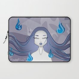 Ghost Girl Laptop Sleeve