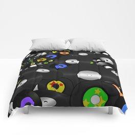 Forever Vinyl Comforters
