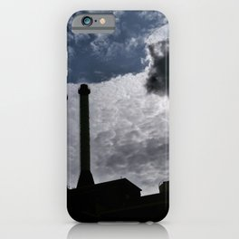 #twotowers iPhone Case