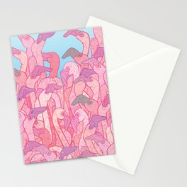 flamingle Stationery Cards