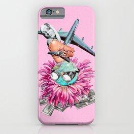 Globalization iPhone Case