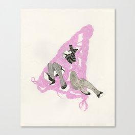 Stems Canvas Print