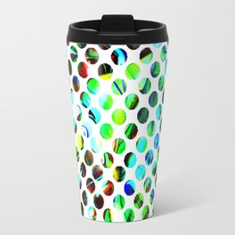 Fluid Dot Travel Mug