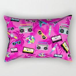 The 80s Rectangular Pillow
