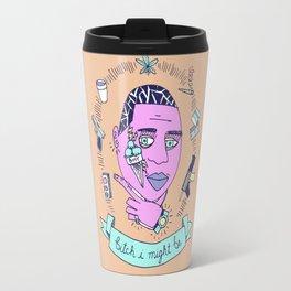 Gucci Mane may or may not be guilty... Travel Mug
