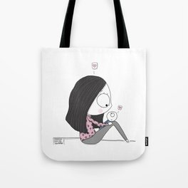 """""""So this is Love..."""" Tote Bag"""