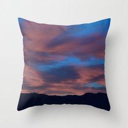 SW Rose Serenity Sunrise Throw Pillow