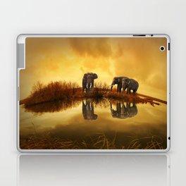 Elephant 3 Laptop & iPad Skin