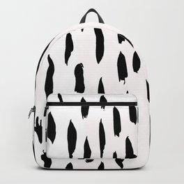 Natural Speckle Pattern Backpack