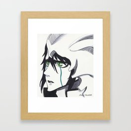 Ulquiorra Cifer Framed Art Print