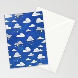Cloudy Stationery Cards