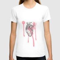battlefield T-shirts featuring My Heart is like a Battlefield by ArtLm