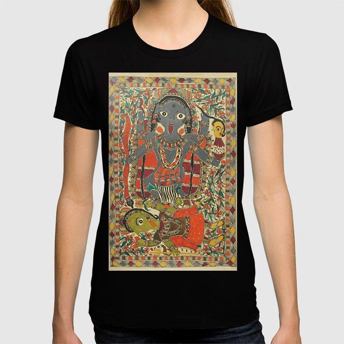 Hindu - Kali 4 T-shirt