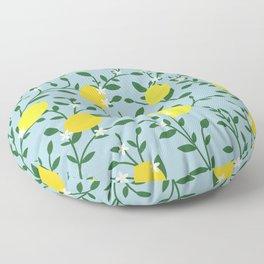 Meyer Lemons Floor Pillow
