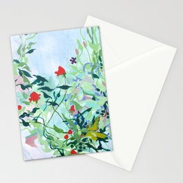 Tangled Garden Stationery Cards