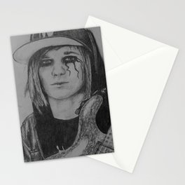 J.R. Bareis Drawing Stationery Cards