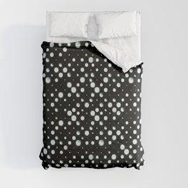 Galaxy Dots Comforters