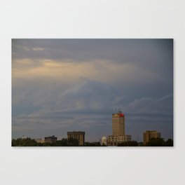 Alico Clouds Canvas Print