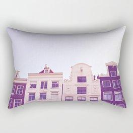 Canal houses Rectangular Pillow