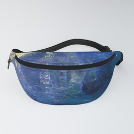 Message from the sea 18 /the effect of the force of water upon something Fanny Pack