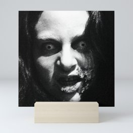 CREEPY K Mini Art Print