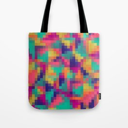 Exotic Mosaic Tote Bag