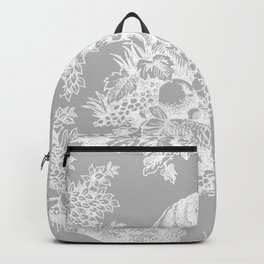 toile tradition grey Backpack