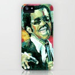 Sammy Brightens My Life iPhone Case