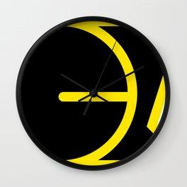 CZ Wall Clock