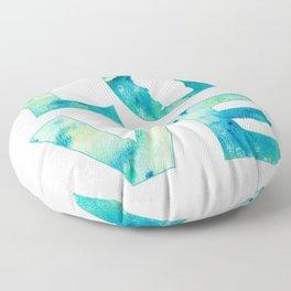 Waterlove Floor Pillow