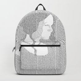 Pride and Prejudice Backpack