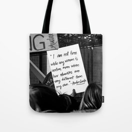 WOMEN'S MARCH 2018 Tote Bag