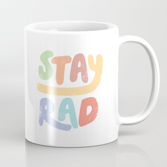 Stay Rad colors by phirst