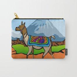 Lofty Llama Carry-All Pouch