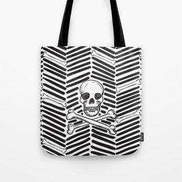 Herring Bone Tote Bag