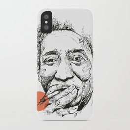 Muddy Waters - Get your mojo! iPhone Case