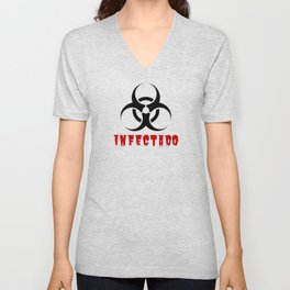 Infectado Unisex V-Neck