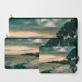 Cloudy Sunset Carry-All Pouch