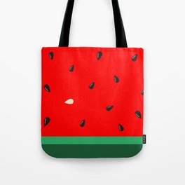 Watermelon | Watermelon Seed | Watermelon Home Decor | pulps of wood Tote Bag