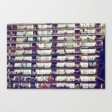 Pallasseum, Berlin Canvas Print
