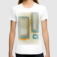rothko T-shirts featuring Soft And Bold Rothko Inspired by Corbin Henry