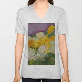 Central Park Ceterpiece Unisex V-Neck