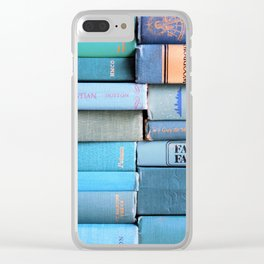 Shades of the Sea Clear iPhone Case